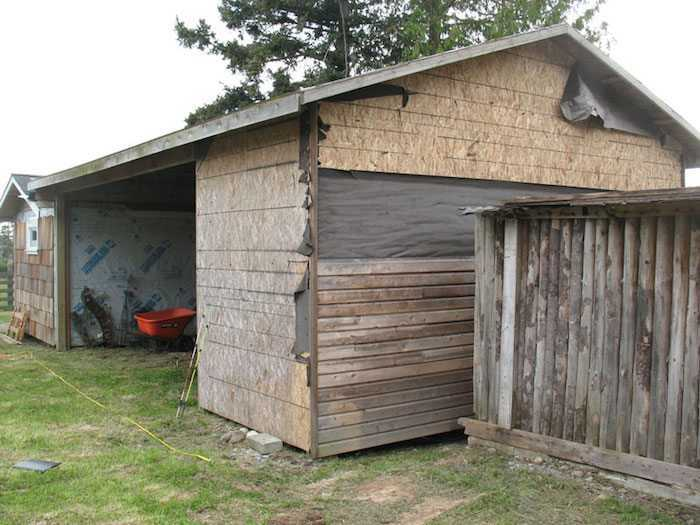 A Renovation By Spane Buildings In Skagit County Wa Before