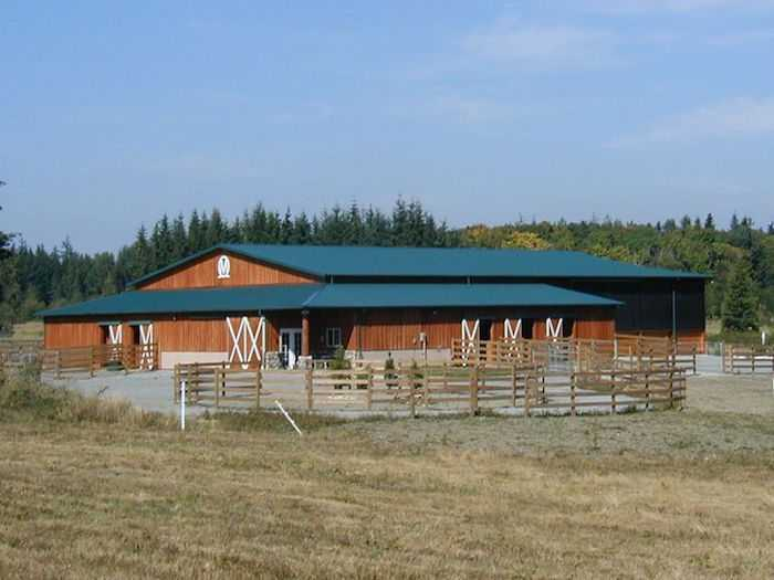 Olympus Digital Camera Pole Barn Builder Specializing In