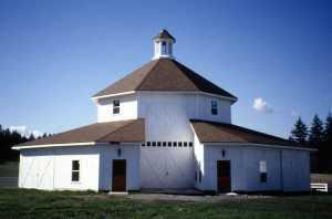 Barn built by Spane Buildings in Redmond Washington