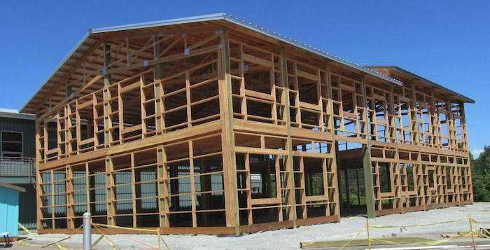 Commercial | Pole Barn Builder specializing in Post Frame Buildings