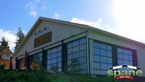 Spane Buildings built the Vine Event Center in Mt Vernon WA