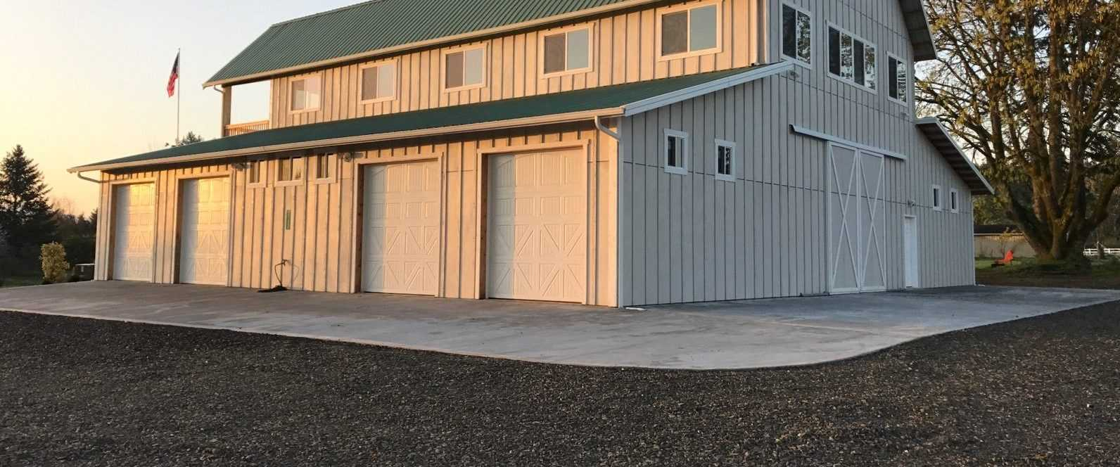 Home | Pole Barn Builder specializing in Post Frame Buildings