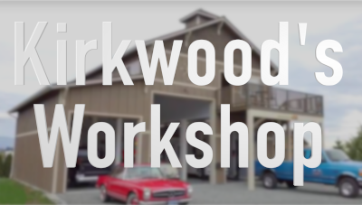 Kirkwood's Workshop video thumbnail