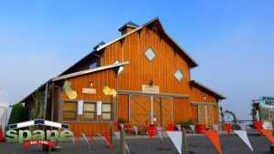 Spane Buildings built this barn at Carleton Farms in Lake Stevens WA