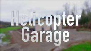 Helicopter Garage Spane Buildings video thumbnail